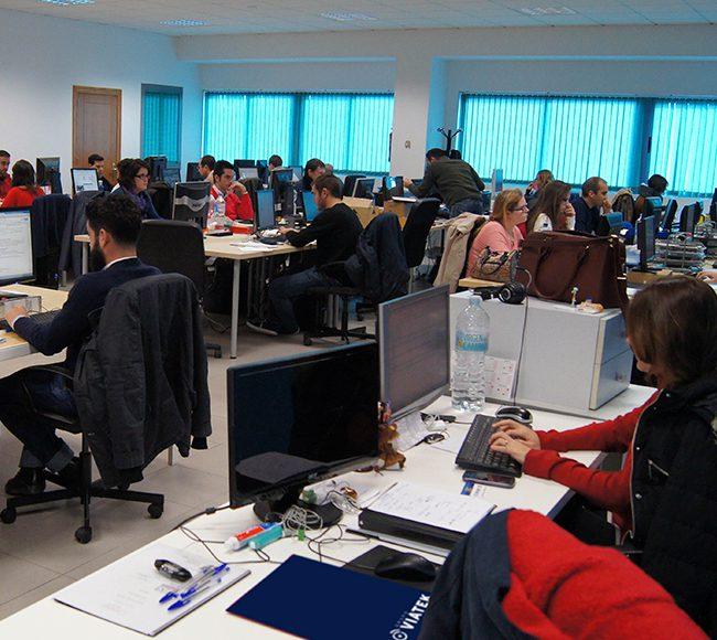 Grupo Viatek Málaga Sede España