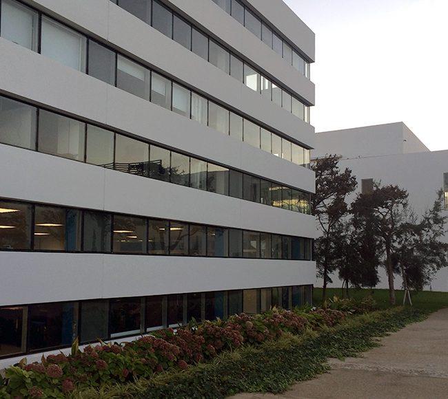 Grupo Viatek Tetuan Sede Marruecos Exterior